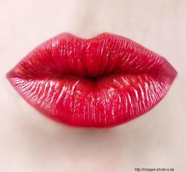 lippen kuss